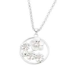Belleek Designer Jewellery Flora Necklace