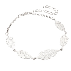 Belleek Designer Jewellery Laurel Bracelet