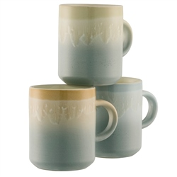 Belleek Living Fika Three Mug Set