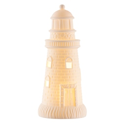 Belleek Living Lighthouse Luminaire