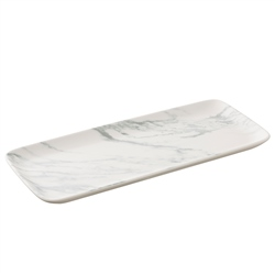 Belleek Living Marbled Rectangular Plate