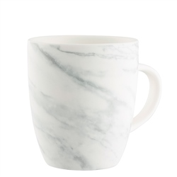 Belleek Living Marbled Mug