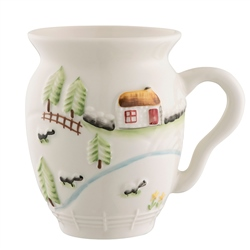 Belleek Classic Connemara Mug
