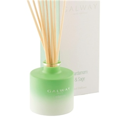 Galway Living Cardamom and Sage Diffuser