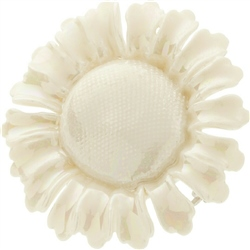 Belleek Classic Jewellery Daisy Brooch (Mother of Pearl)
