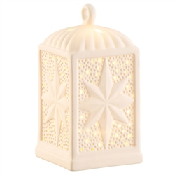 Belleek Living Eastern Star Lantern LED