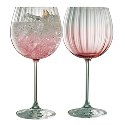 Galway Living Erne Gin & Tonic Pair Blush