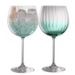 Galway Living Erne Gin & Tonic Pair Aqua