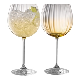 Galway Living Erne Gin & Tonic Pair Amber