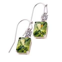 Belleek Living Jewellery Olive Earrings