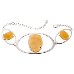 Belleek Living Jewellery Ochre Bracelet
