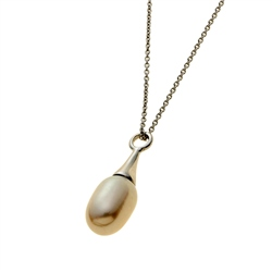 Belleek Living Jewellery Oyster Necklace