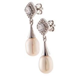 Belleek Living Jewellery Persia Earrings