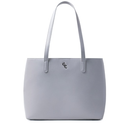 Galway Crystal Fashion Large Tote Bag - Grey