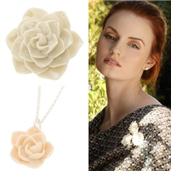Belleek Classic Jewellery Wild Rose Collection