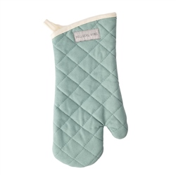 Belleek Living Oven Mitt Aqua