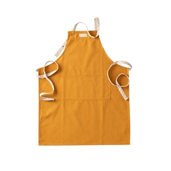 Belleek Living Apron Mustard