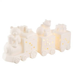 Belleek Living Choo Choo Train LED