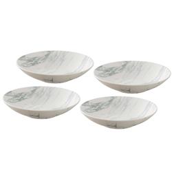Home & Garden Marble Pasta Bowl Set of 4