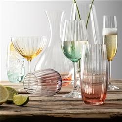 Home & Garden Erne Glassware Set - Amber