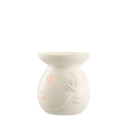 Belleek Living Aroma Wax Burner  - Click to view a larger image