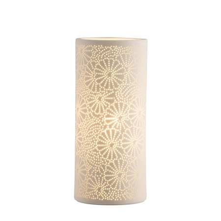 Belleek Living Daisies Luminaire  - Click to view a larger image