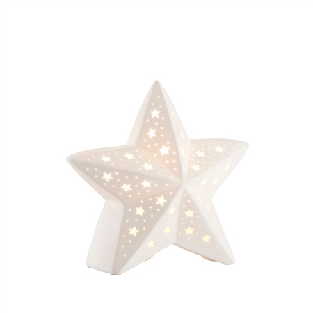 Belleek Living Star Luminaire Belleek Living Star Luminaire - Click to view a larger image