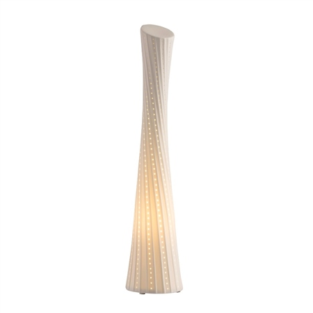 Belleek Living Twist Luminaire  - Click to view a larger image