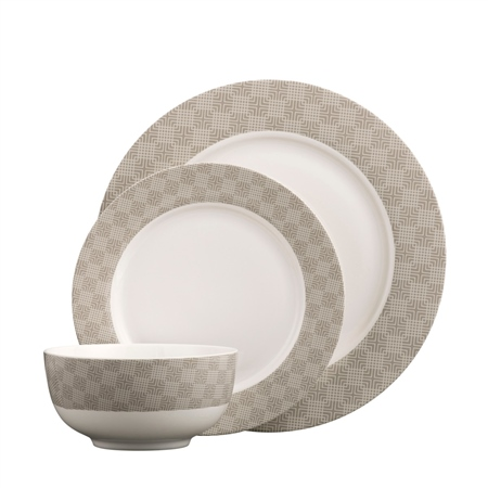 Aynsley Merino 12-Piece Dinnerware Set   - Click to view a larger image