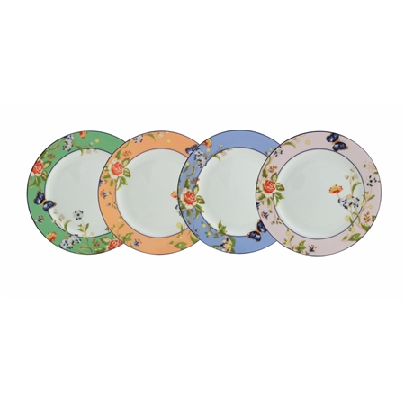Aynsley Cottage Garden Plate Set  - Click to view a larger image