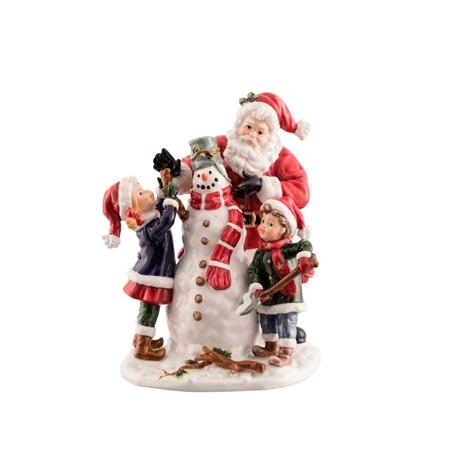 aynsley santa and snowman belleekcom - Santa And Snowman