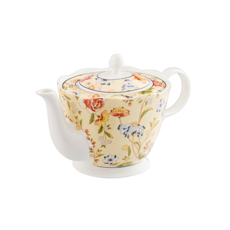 Aynsley COTTAGE GARDEN TEAPOT  - Click to view a larger image