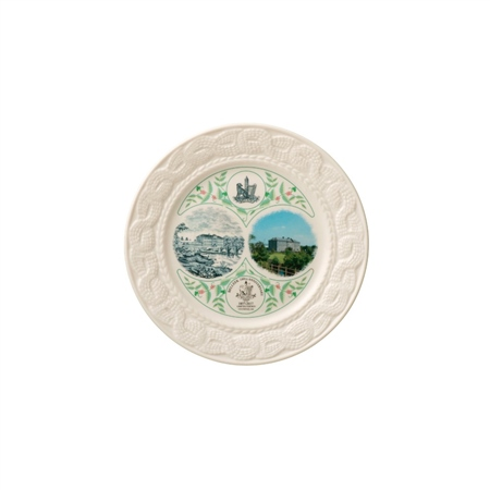 Belleek Classic 160th Anniversary Plate  - Click to view a larger image