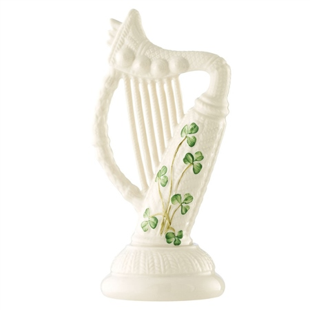 Belleek Classic Harp  - Click to view a larger image
