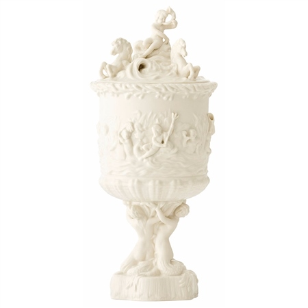Belleek Classic Masterpiece Collection - Prince of Wales Ice pail  - Click to view a larger image