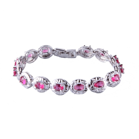 garden l gold h gross ruby jewelers white bracelet diamond