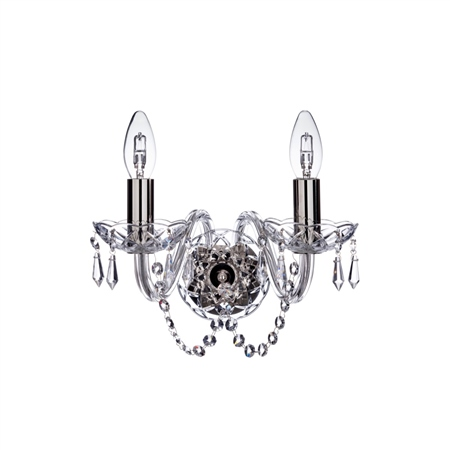 Galway Crystal Cashel Wall Sconce  - Click to view a larger image