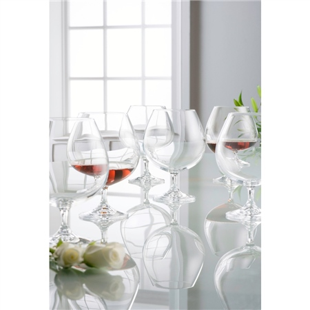 Galway Living Clarity Balloon Brandy Set of 6  - Click to view a larger image