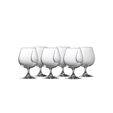 Galway Living Clarity Small Brandy Set of 6  - Click to view a larger image
