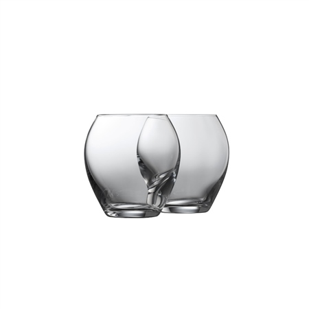 Galway Living Clarity Tumbler Pair  - Click to view a larger image