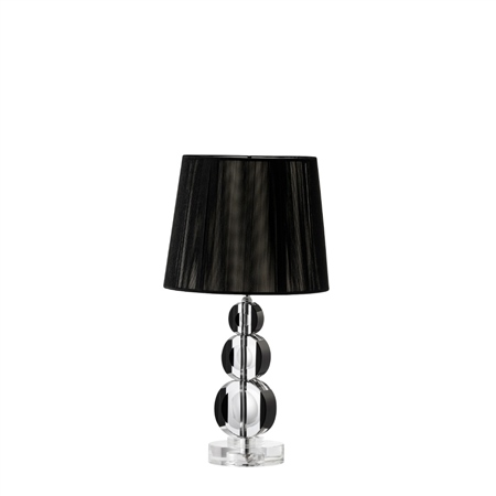 Galway Living Deco Halo Lamp and Shade  - Click to view a larger image