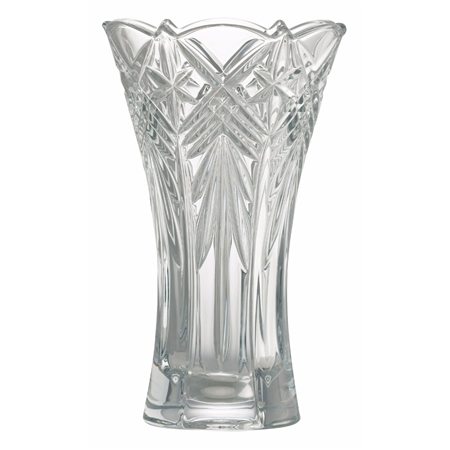 "Galway Crystal Symphony 10"" Vase  - Click to view a larger image"