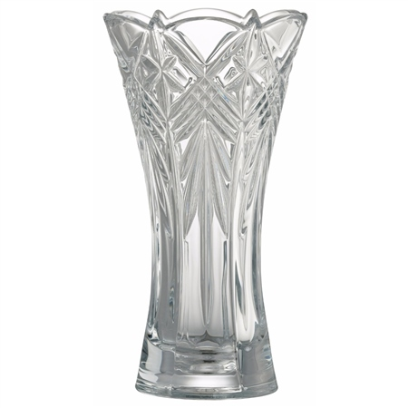 "Galway Crystal Symphony 12"" vase  - Click to view a larger image"