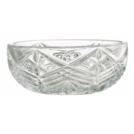 "Galway Crystal Symphony 6 "" Bowl  - Click to view a larger image"