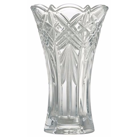 "Galway Crystal Symphony 8"" Vase  - Click to view a larger image"