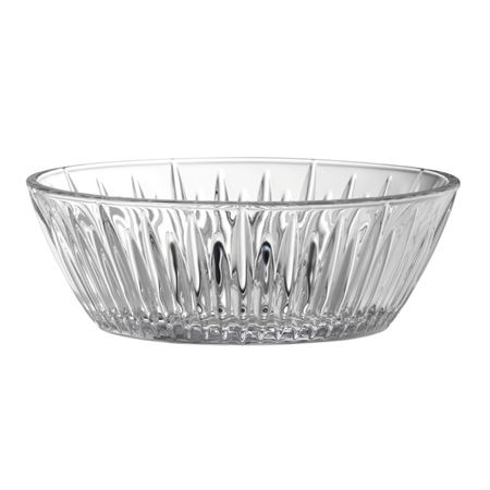 """Galway Crystal Willow 8.5"""" Bowl  - Click to view a larger image"""