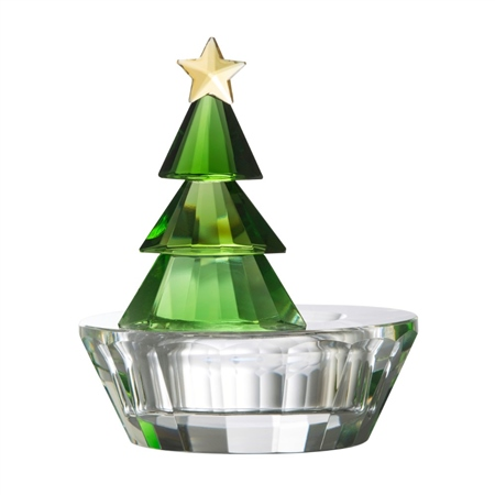 Galway Living Magical Green Tree - Votive  - Click to view a larger image