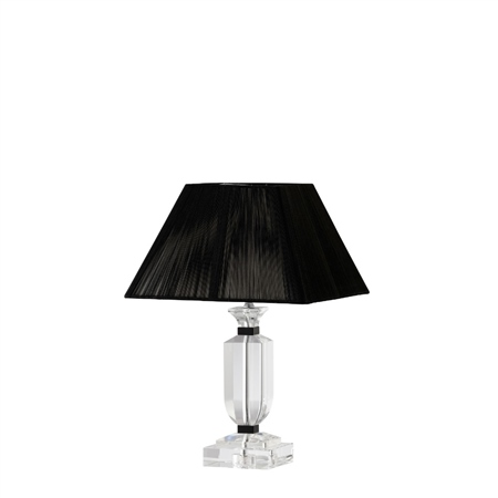 Galway Living Deco Athens Lamp and Shade  - Click to view a larger image