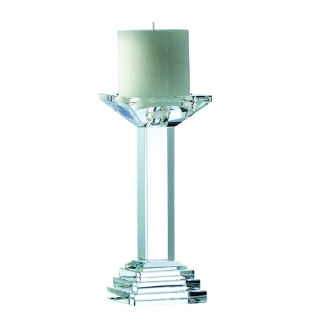 "Galway Living Paris 8.5"" Candleholder  - Click to view a larger image"