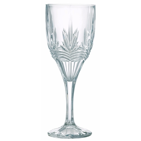 Galway Crystal KELLS GOBLETS SET  - Click to view a larger image